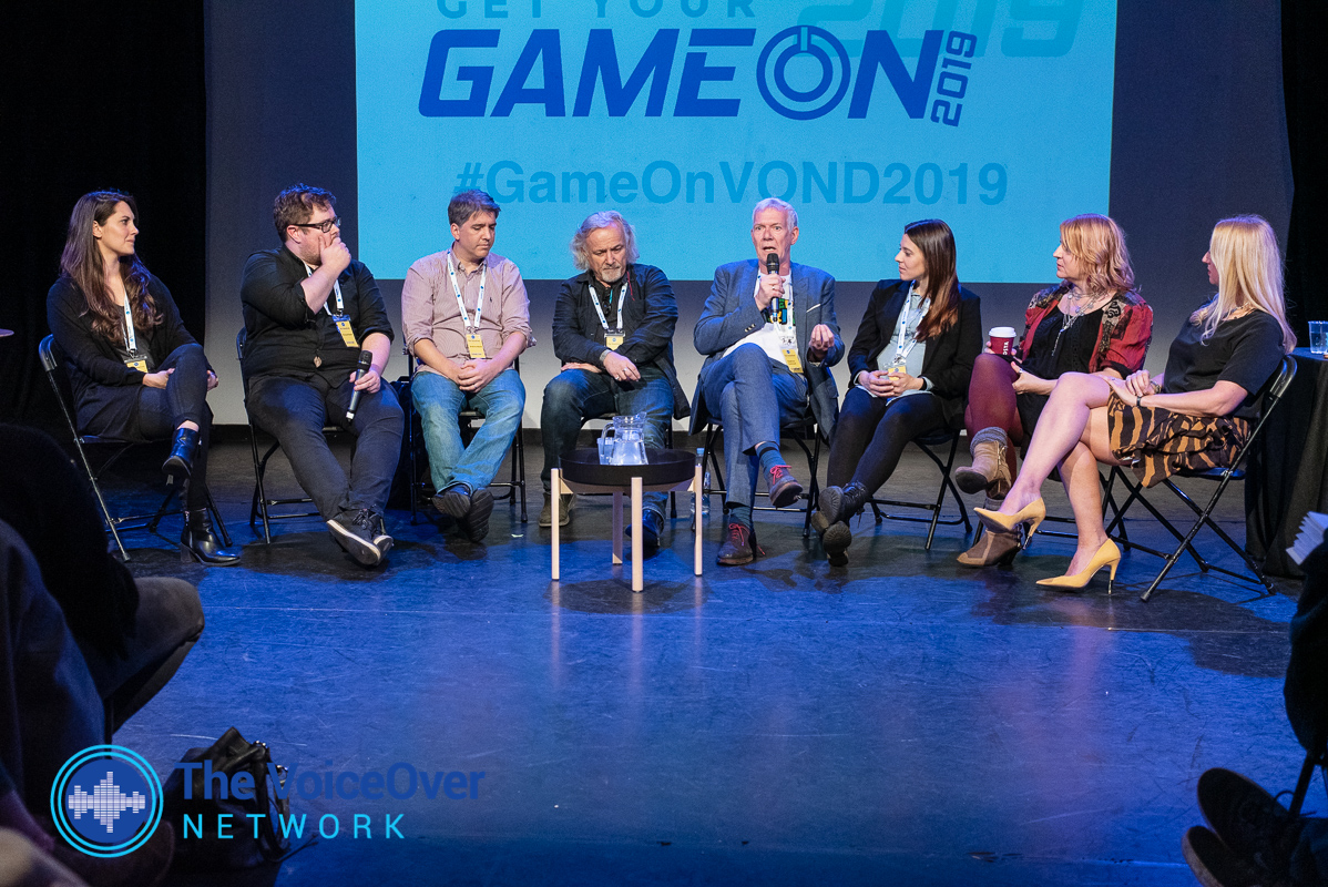 Get Your Game ON - London 2019